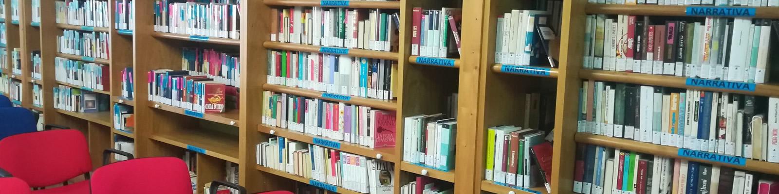 Biblioteca Laboratorio delle Idee 'Falcone e Borsellino' di Pescara