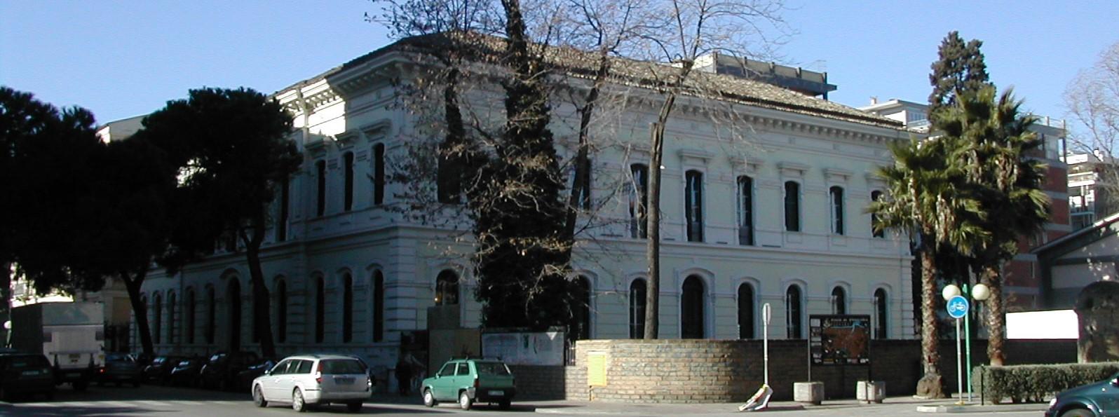 Biblioteca del Conservatorio 'Luisa d'Annunzio' di Pescara