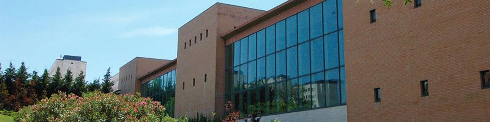 Biblioteca 'Ettore Paratore' - Polo Bibliotecario di Chieti