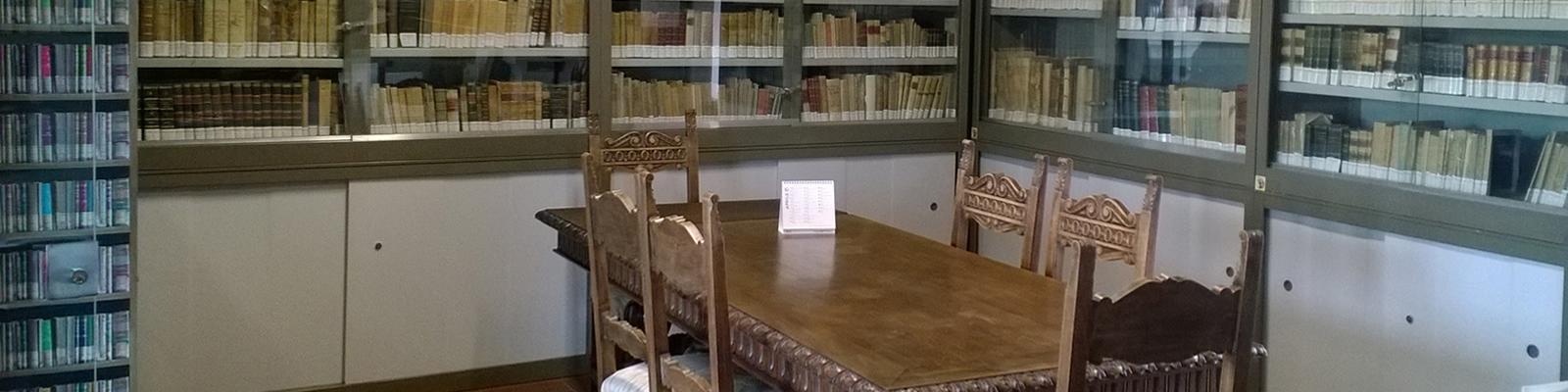 Biblioteca del Museo delle Genti d'Abruzzo