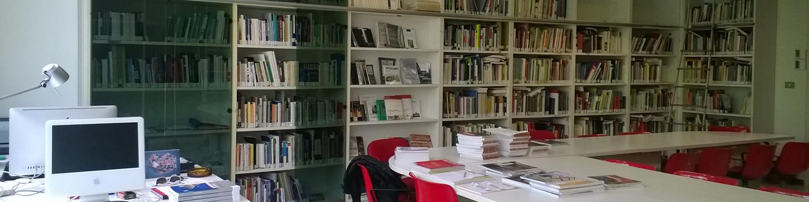 Biblioteche del Dip. di Architettura - Sez. DePT-Design e Progettazione Tecnologica