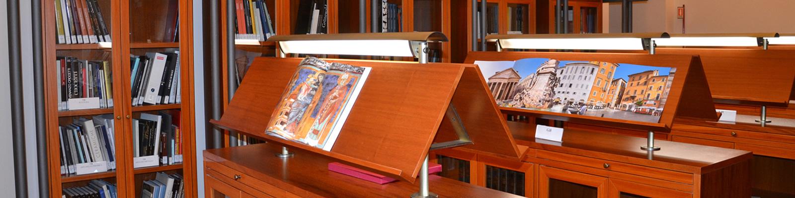 Biblioteca d'Arte della Fondazione Carichieti